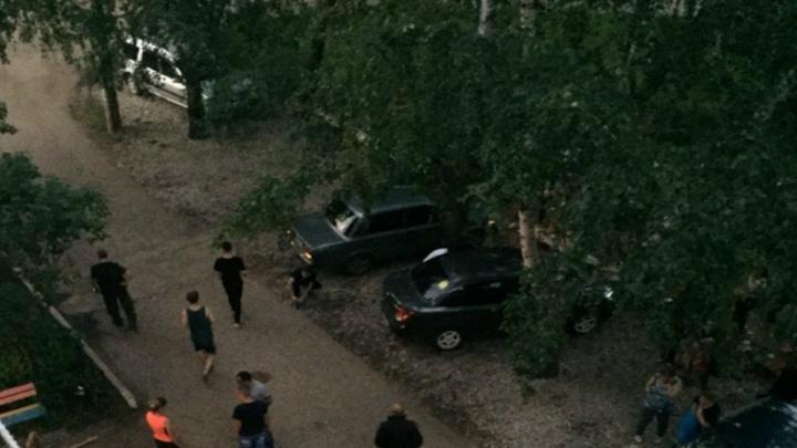 В Башкирии разыскивают дебоширов, расстрелявших парня из травмата