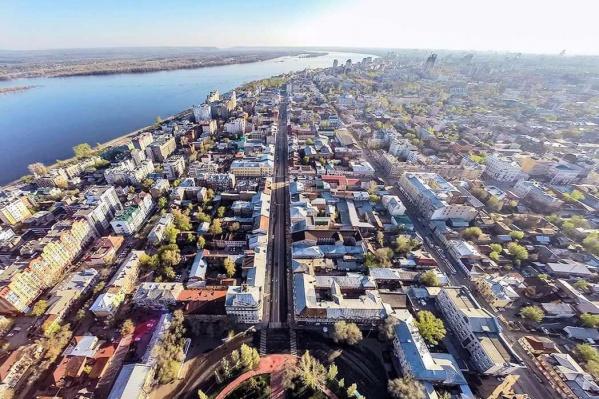 Исторические кварталы Самары ждет преображение