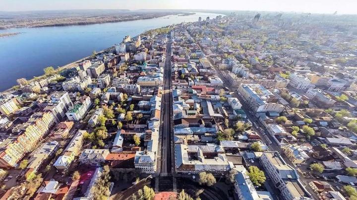 Центру Самары хотят присвоить статус исторического поселения до конца года