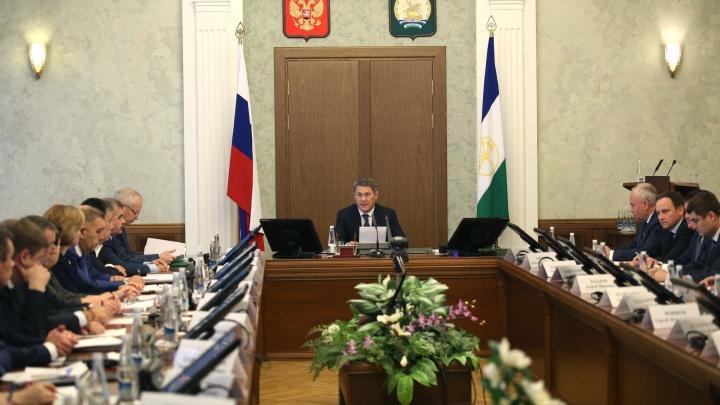 В Башкирии могут снять с должностей глав девяти районов