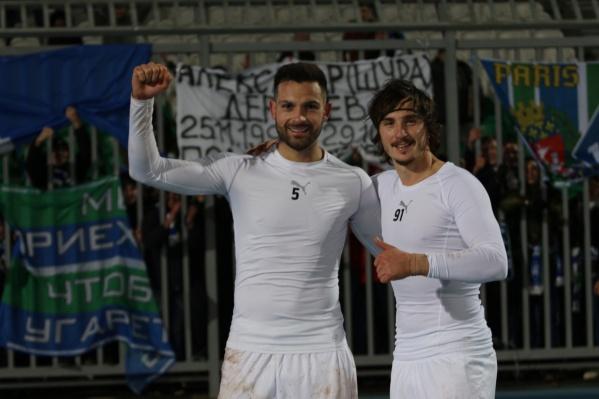 Яковлев и Самарджич отметились результативными атаками