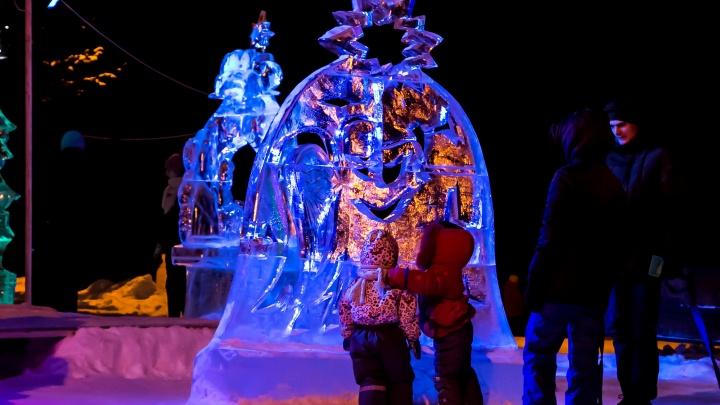 Фейерверк, ледовый городок и гулянья: какие новогодние мероприятия в Архангельске стоит посетить