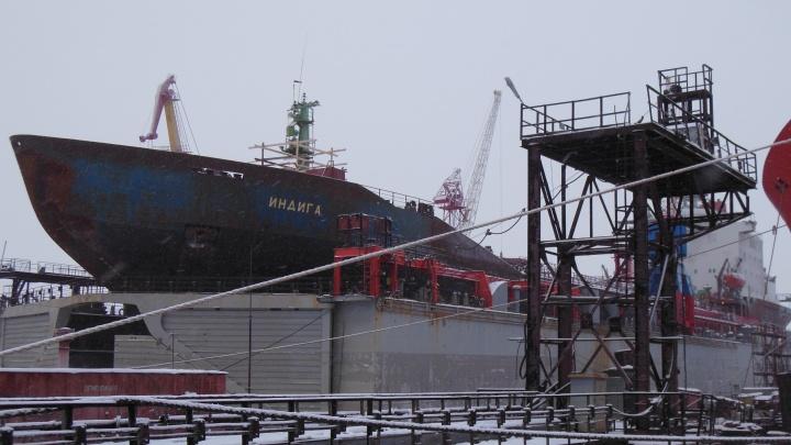 Северодвинской «Звездочке» отказали в признании банкротом Мурманского пароходства