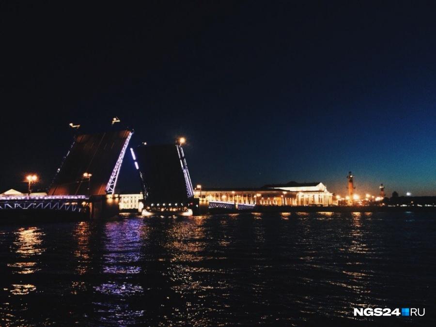 ИзКрасноярска запустят 2-ой прямой рейс вСанкт-Петербург