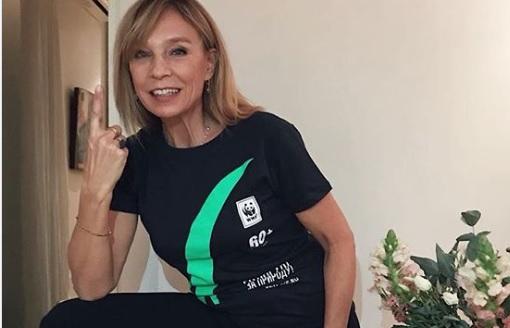 Легендарный главредVogue Алена Долецкая будет делать журнал для «Золотого яблока»