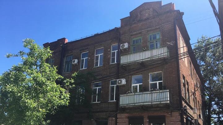 «Нас хотят облапошить»: жильцы дома на Социалистической заявили, что не понимают его уникальности