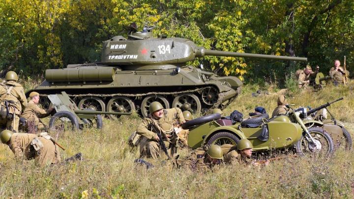 Были ожесточённые бои: в Челябинске показали, как освобождали Орловскую и Брянскую области