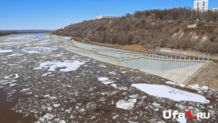 Половодье в Башкирии: 18 рек вышли из берегов, 183 подтопления за сутки, на 2 метра поднялись реки