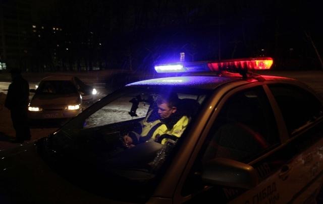 В пятничный вечер в Башкирии задержано больше сотни пьяных водителей