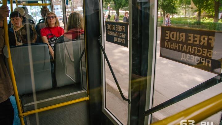 В Самаре отменяют коммерческие маршрутки № 221