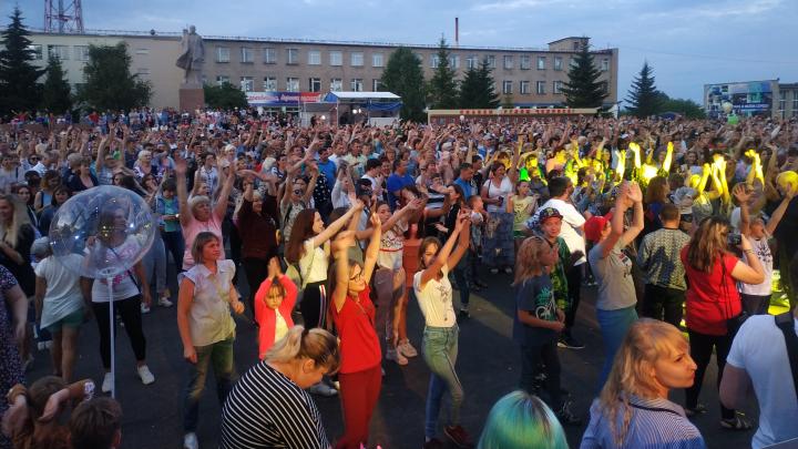 Концерт, который Тара ждала 425 лет: как отмечают юбилей старейшего города Омской области