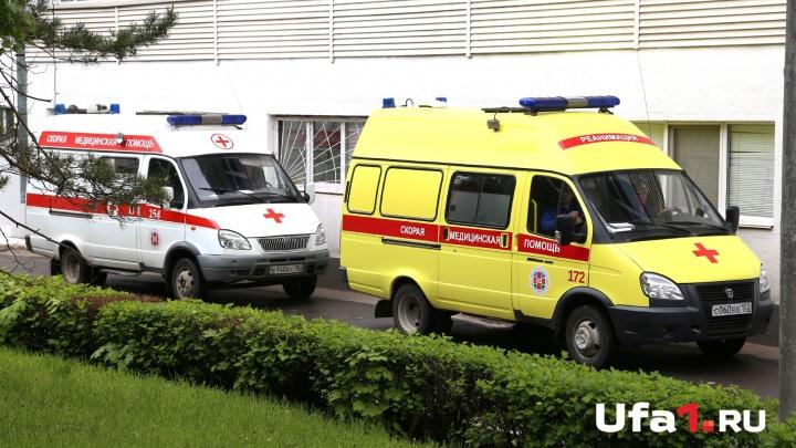 В Уфе из окна выпал 9-летний ребенок