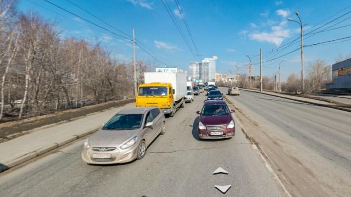 Создатели «Гринвича» пообещали расширить мост на Щербакова до шести полос