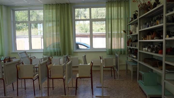 Школа искусств и гимназия в Академгородке переехали на новые места: что из этого вышло