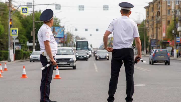 Улицы Волгограда закрывают для машин на Пасху: список