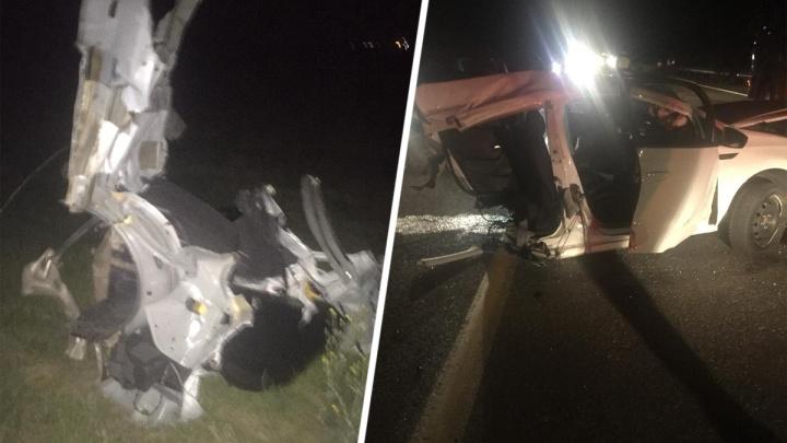 Ищут свидетелей: в Ростовской области в ДТП разбился мужчина