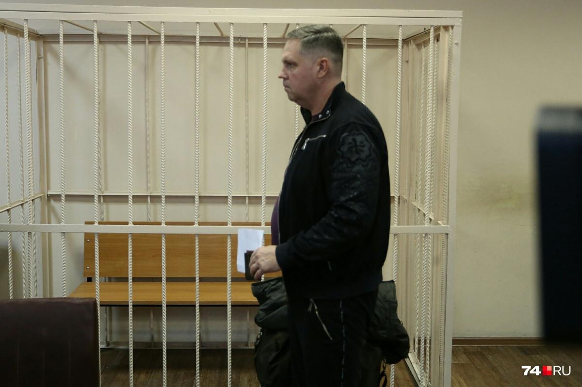 Следователь и прокуратура в сентябре настаивали на том, что Игорь Галичин должен находиться в СИЗО