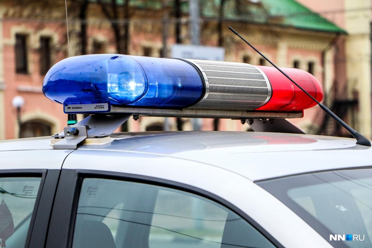 Сотрудники полиции установили, что виновник аварии был пьян