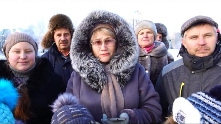 Угрожают перекрыть дорогу: жители Чернушки пожаловались президенту на мусорный полигон