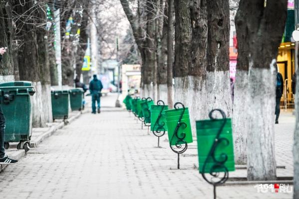 В зимний период подрядчик будет отвечать за уборку снега с дорог и тротуаров