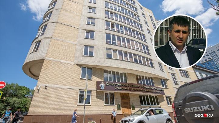 В Таганроге задержали начальника управления ЖКХ