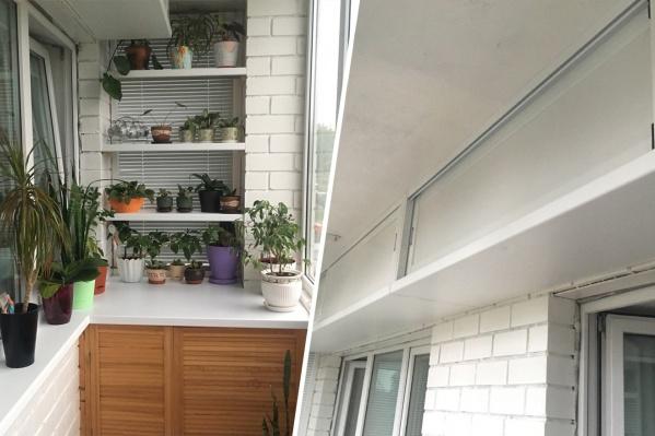 Не превращать балкон в сарай — специалисты помогут создать систему хранения на балконе