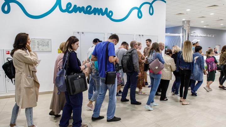 Петли времени: волгоградский аэропорт 28 октября примет первый «долгий» рейс из Москвы
