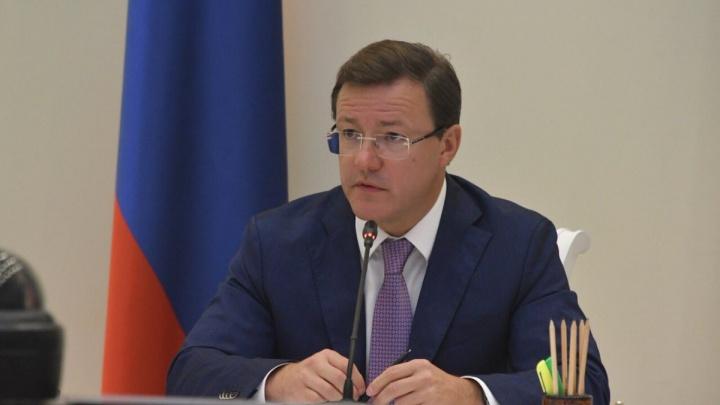 «Дежурьте!»: Азаров подсказал, как выявлять незаконные стройки на Волге