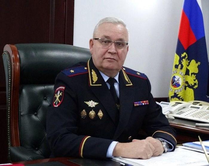 Генерал-майорАлександр Мешков