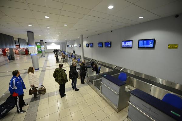 Все четыре рейса должны были вылететь 22 февраля в 06:25