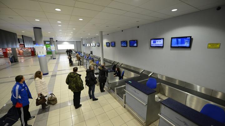 В Толмачёво задержали четыре рейса в Москву из-за чисткивзлётно-посадочных полос в Шереметьево