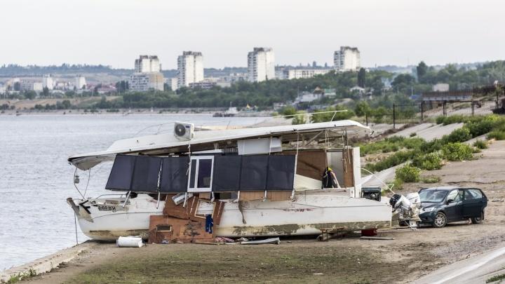 Владелец затонувшего катамарана «Елань-12»: «Дмитрий Хахалев мне остался миллион за него должен»