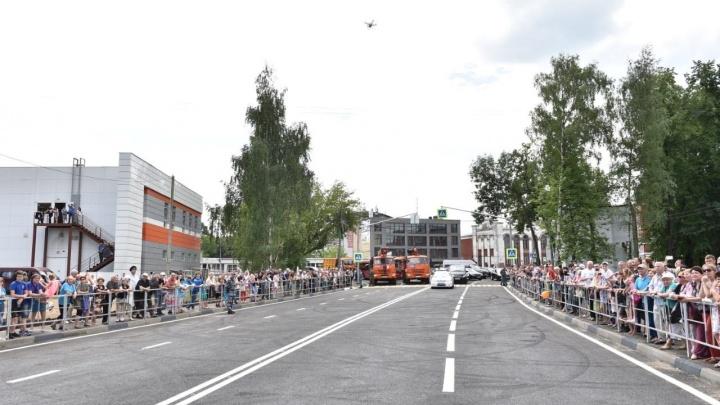 В Ярославле открыли движение по новому мосту через Которосль: когда тут поедут автобусы