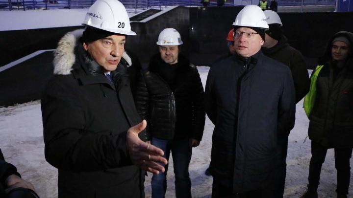 Владислав Третьяк считает, что Омск готов к чемпионату мира по хоккею
