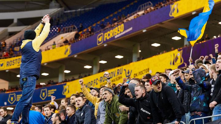 РФС оштрафовал ФК «Ростов» за мат болельщиков. Сумма оказалась больше, чем обычно