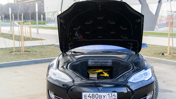 В Волгоградской области построят первую зарядную станцию для электромобилей