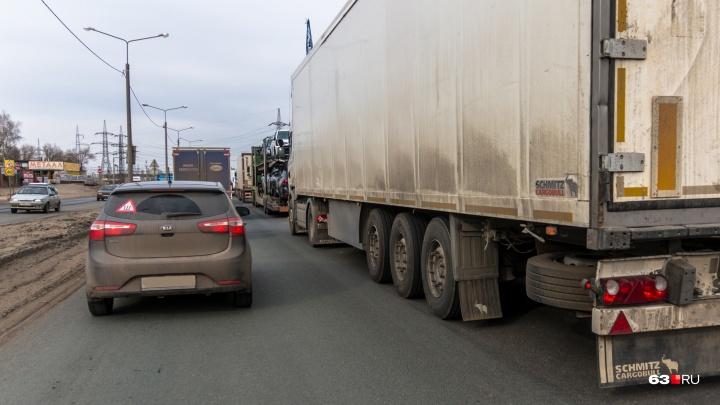 Санкционку на помойку: в Самарской области уничтожили 5 тонн икры из Норвегии