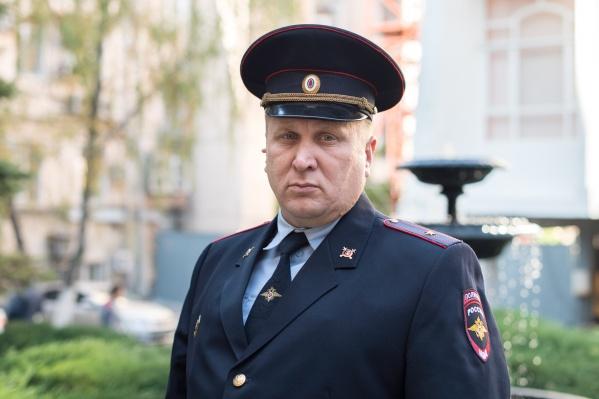 Алексей Золотухин оказался лучшим участковым по выбору самих жителей