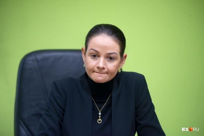 После увольнения с должностидиректора департамента молодежной политики Ольга Глацких занимается своими собственными проектами и сожалеет о фразе, облетевшей всю Россию