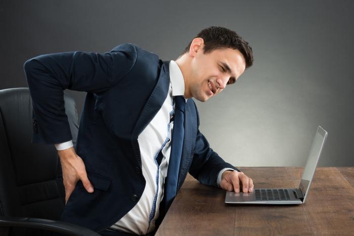 В «Доктор Ост» помогут быстро справиться с последствиями длительного сидения в сгорбленной позе