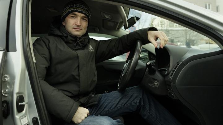 Уральский таксист отсудил деньги у бизнесмена, который разбил ему машину за «плохой» сервис