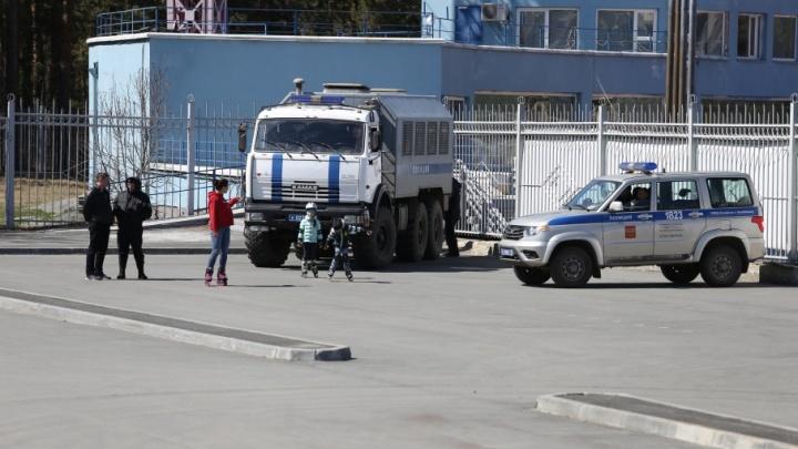 В Челябинске задержали двоих волонтеров штаба Навального