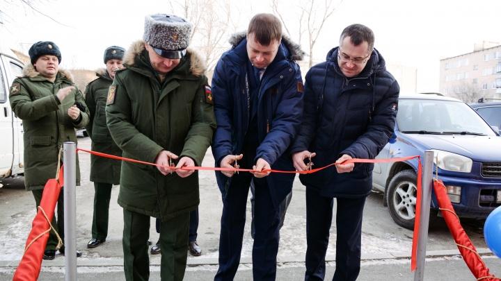 У военных Чебаркульского гарнизона появился «собственныйбанк»