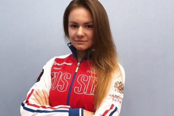 Екатерина продолжит выступление на Универсиаде в забегах на другие дистанции