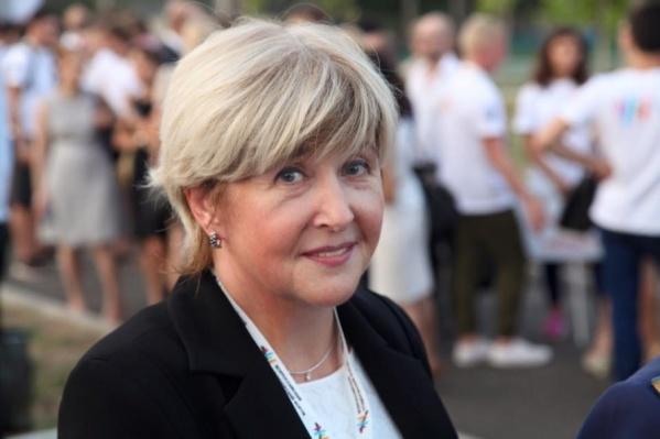 Марина Боровская была ректором ЮФУ шесть лет