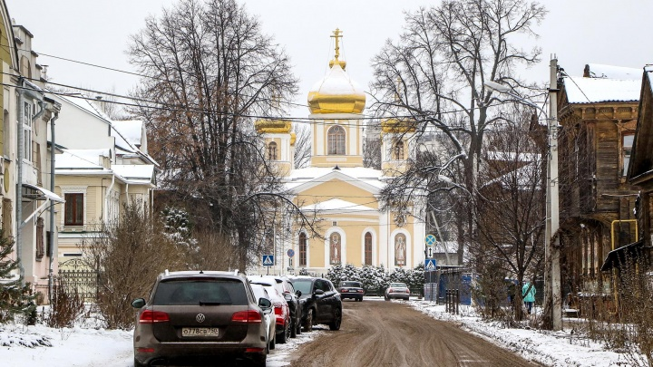 История одной улицы: гуляем по тихой и маленькой Славянской