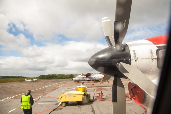 На время проведения реконструкции аэропорт не будет прекращать свою работу
