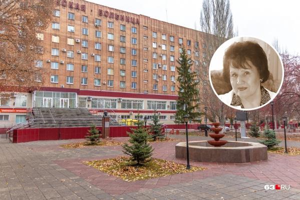 Маргариту Дериенко считают основоположником школы гастроэнтерологии в регионе