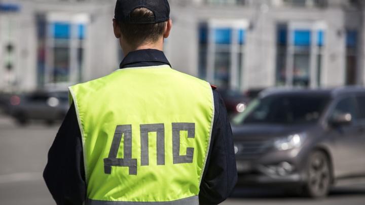 Полсотни пьяных водителей попались новосибирским автоинспекторам на выходных