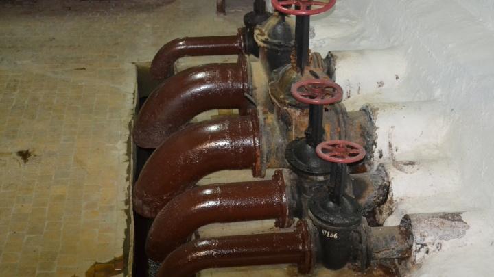 Запасайтесь заранее: в Кургане с 21:00 1 ноября отключат воду